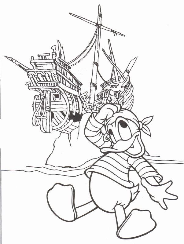 Walt Disney Coloring Books In 2020 Pirate Coloring Pages Disney Coloring Pages Disney Colors