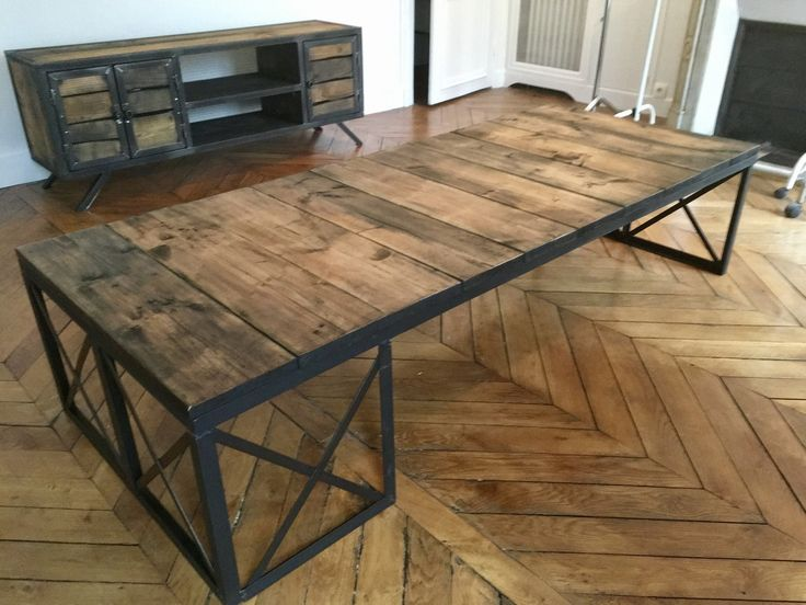 Les 25 Meilleures Id Es De La Cat Gorie Grande Table Basse Sur Pinterest Table Basse Grise