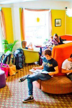 USA Hostel- San Francisco, friendly, modern and comfortable