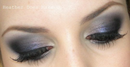 a really good smokey eye