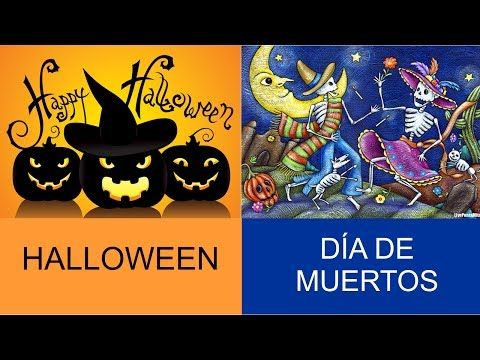 HALLOWEEN Y DÍA DE MUERTOS. Dr. Pablo Moctezuma Barragán - YouTube Cultural Stereotypes of Americans and a perspective of halloween and dia de los muertos from Mexico