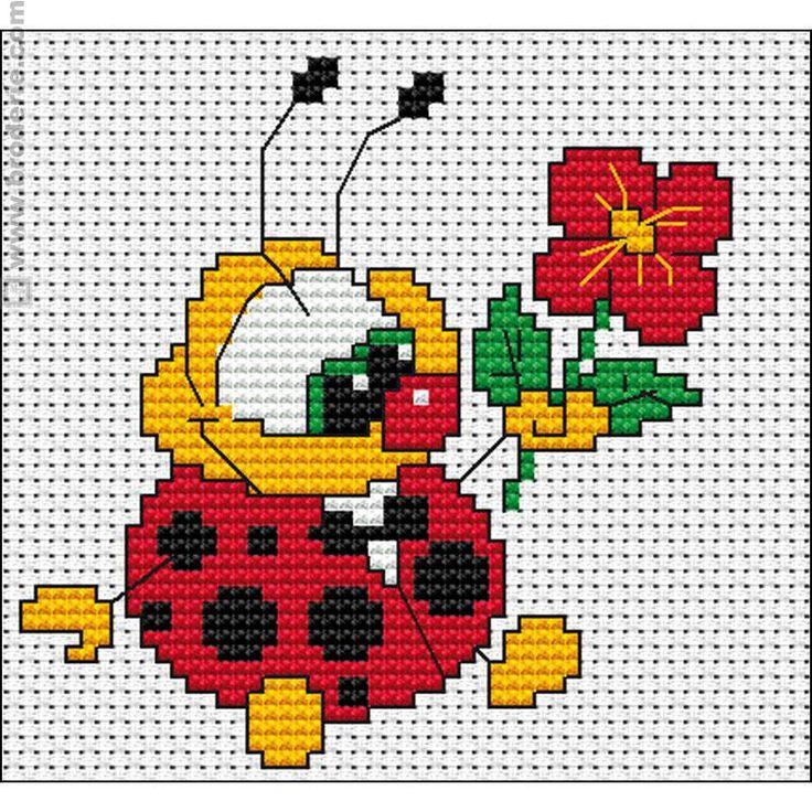 Oltre 25 fantastiche idee su punto croce su pinterest for Schemi punto croce animali gratis