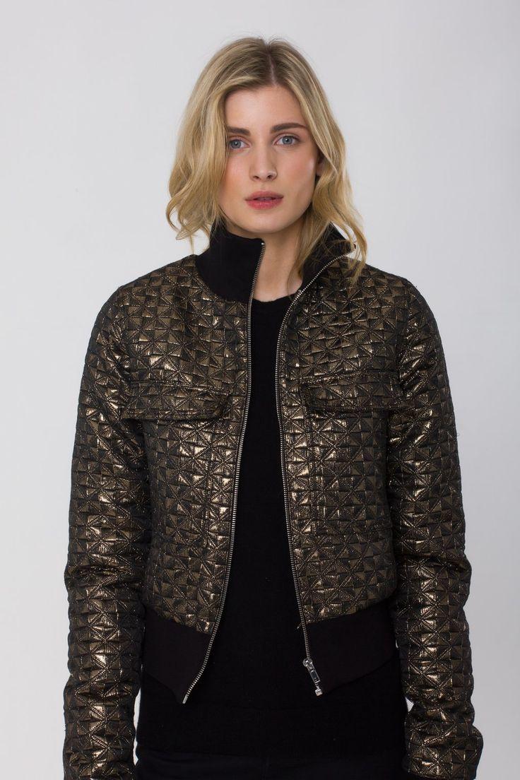 Lisa Bomber Jacket