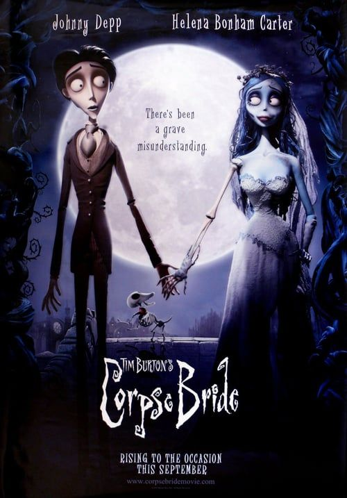 Watch Corpse Bride (2005) Full Movie Online Free