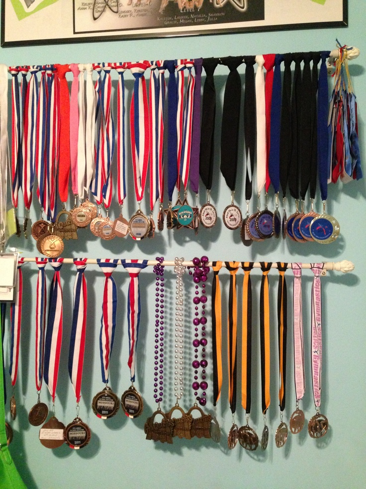 Can T Think Of A Way To Display Medals And Ribbons For