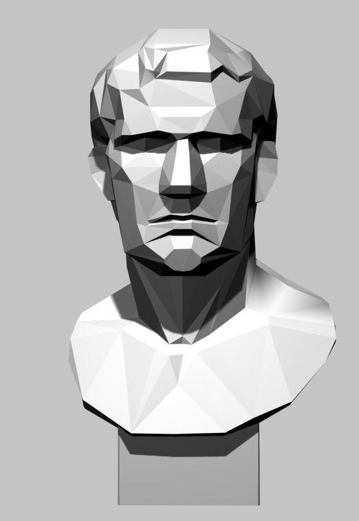아그리파 각상(3D) : 네이버 블로그