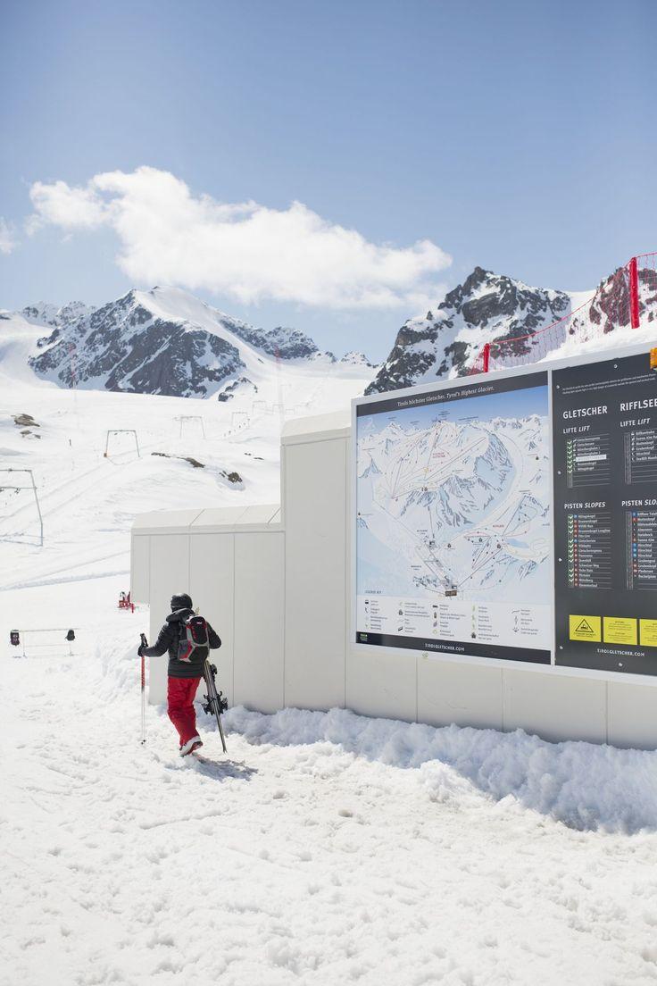 Ski Austria: Pitztal Glacier Ski Resort