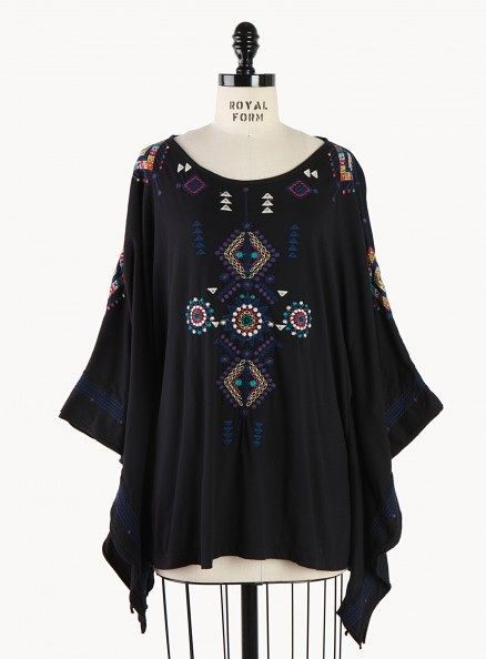 Plus Size Clothing Bohemian Bohemian style top Design