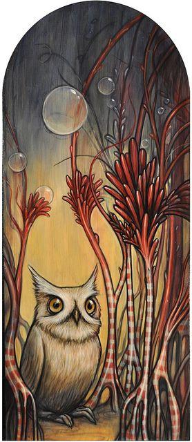 """owlet"" | kelly vivanco"