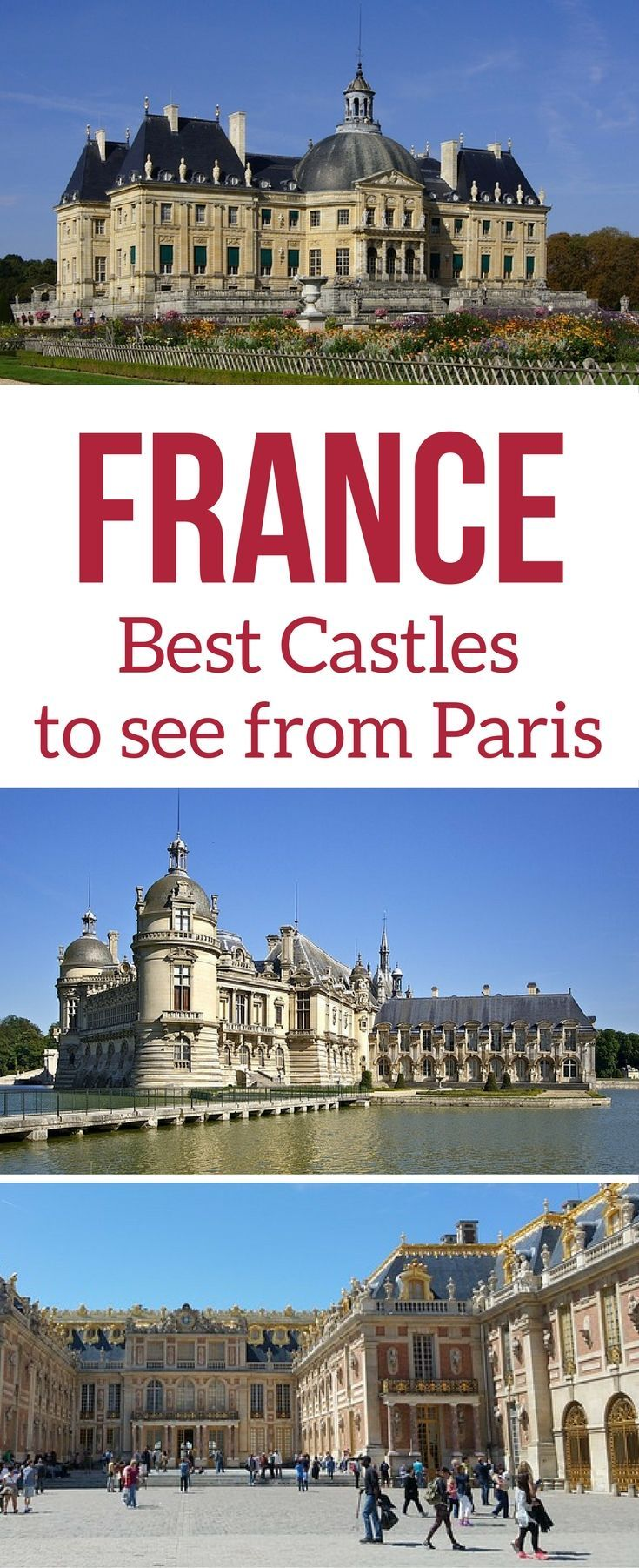 Map Of Paris And Attractions%0A     Best Day Trips from Paris France  u     Guide   Map   Tips by local