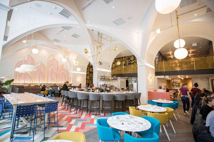 beautiful restaurants toronto