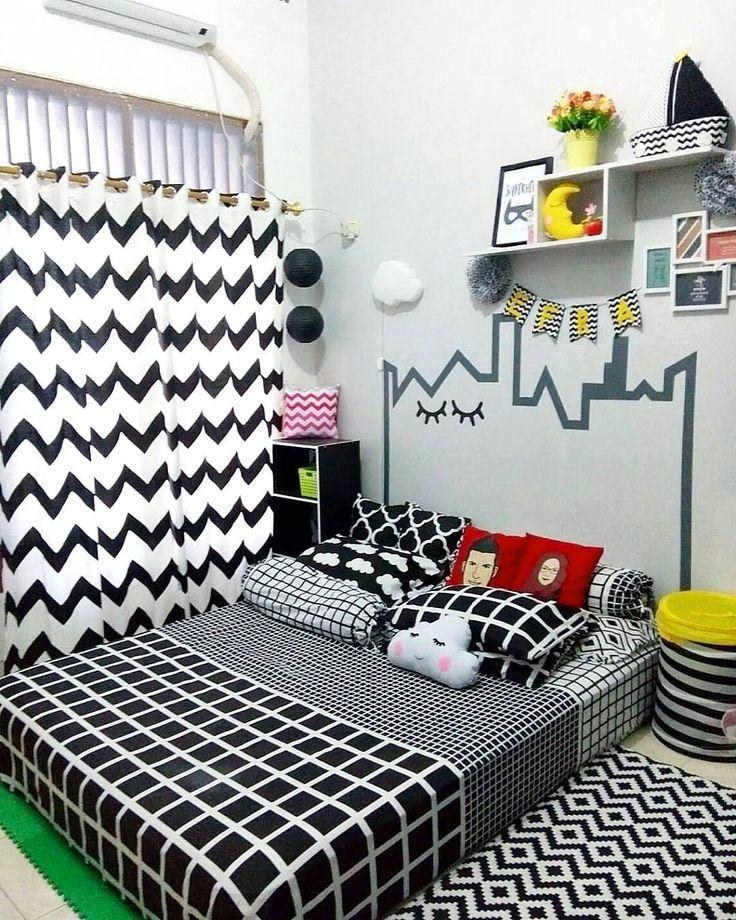 25 ide terbaik ide dekorasi kamar tidur di pinterest for Dekor kamar hotel di bandung