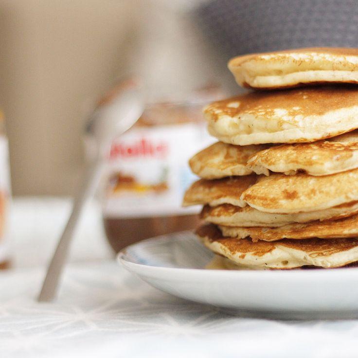 Pancakes (suivant la recette de Marta Stewart) de Doriane