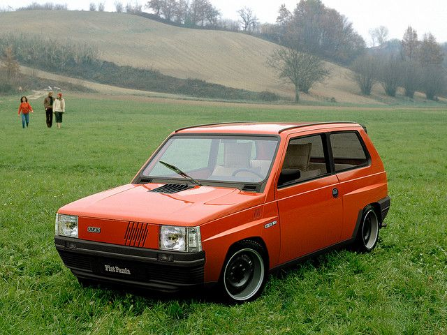 FIAT Panda 100hp Integrale by Littlepixel™, via Flickr