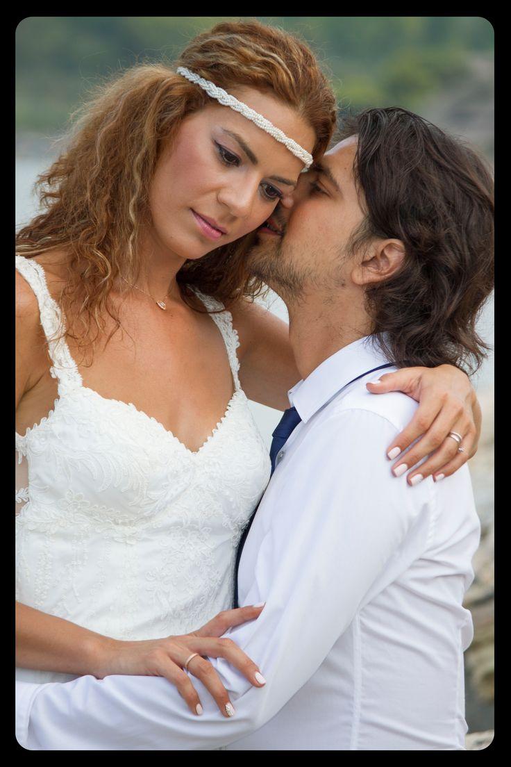 After wedding #wedding #afterwedding #bride #groom #kiss
