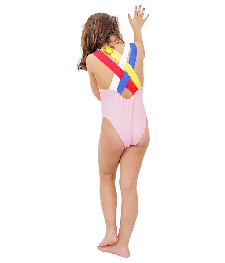 Ride the rainbow with our Unicorn swimsuit. Ready for the most glamorous swims!  www.lavaninne.com