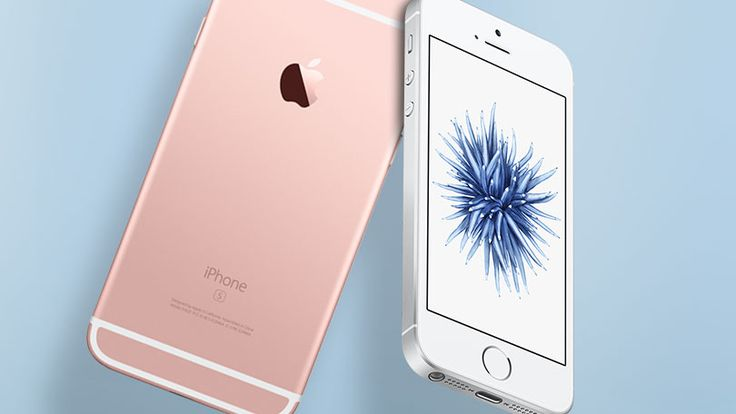 iPhone SE vs. iPhone 6s: Specs and Design Compared | News & Opinion | PCMag.com