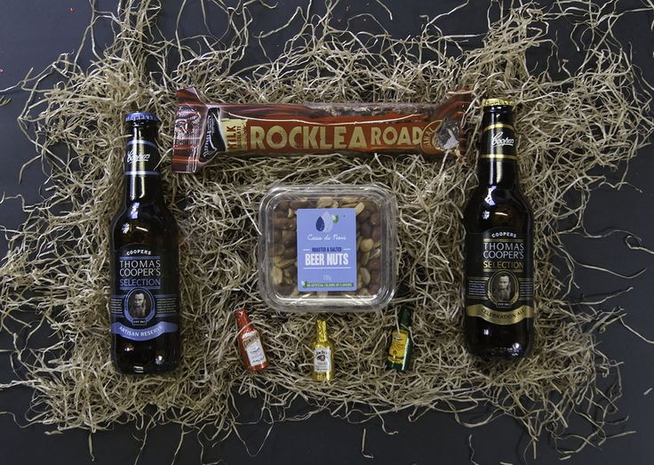 10 best gift hampers for him the token gift company images on the beer nut gift hamper includes coopers celebration ale 355ml made in australia coopers negle Images