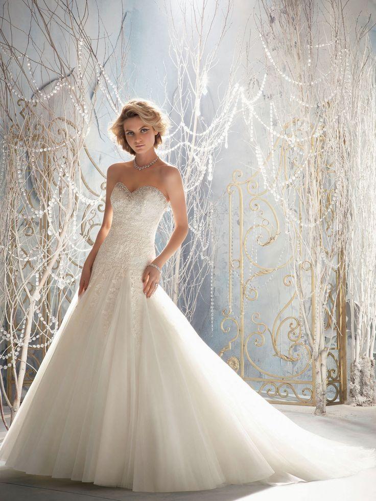 Mori Lee Wedding Dresses Style 1964 998 00