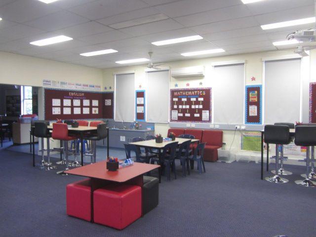 Classroom Layout - Open Plan
