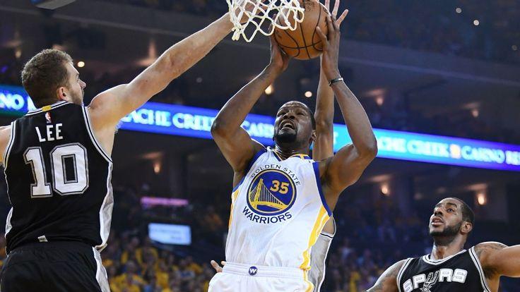 Warriors' comeback vs. Spurs rewards bettors #FansnStars