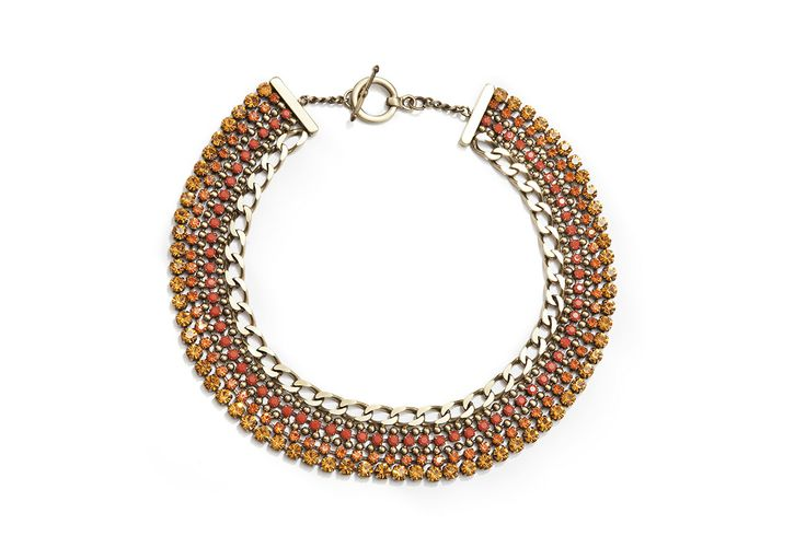 #necklace coral
