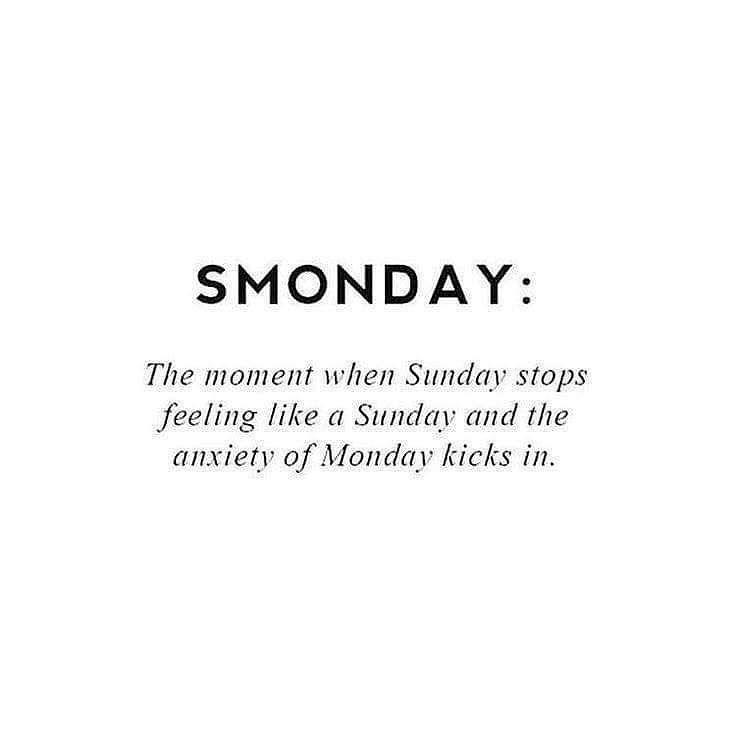 Do you hate Smondays and Mondays even more so? It's time to find a new job where…