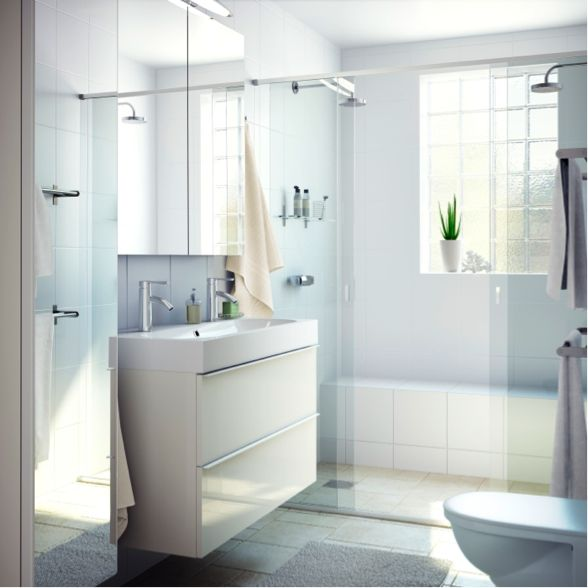 61 beste afbeeldingen over badkamer op pinterest - Badkamer in lengte ...