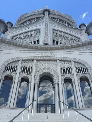 Bahá'í Temple – Wilmette, Illinois   Atlas Obscura. Pinned by #ChiRenovation - www.chirenovation.com
