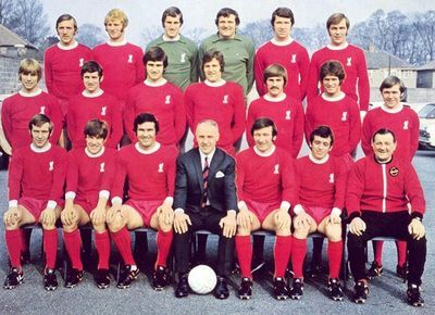 #Liverpool Squad 1970-1971