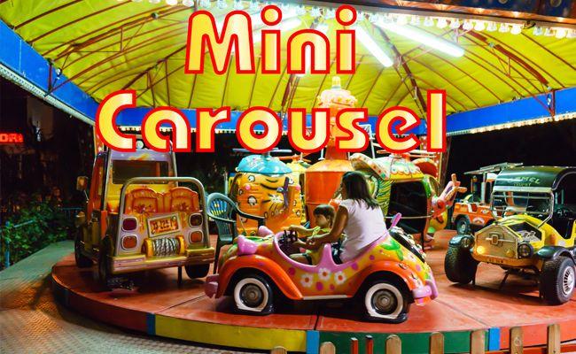 Ποιο όχημα θα διαλέξει το πιτσιρίκι σας; Στο Mini Carousel, έχουμε μεγάλη ποικιλία από αυτοκινητάκια, που, σίγουρα, δε θα αφήσει κανένα μικρό μπόμπιρα παραπονεμένο!  Κανονίστε τώρα την επόμενη περιπέτειά σας μαζί με τα παιδιά σας! Βρείτε τα οικονομικά, οικογενειακά πακέτα εισιτηρίων μας, στο www.magicpark.gr, και κάντε την κράτησή σας τώρα!