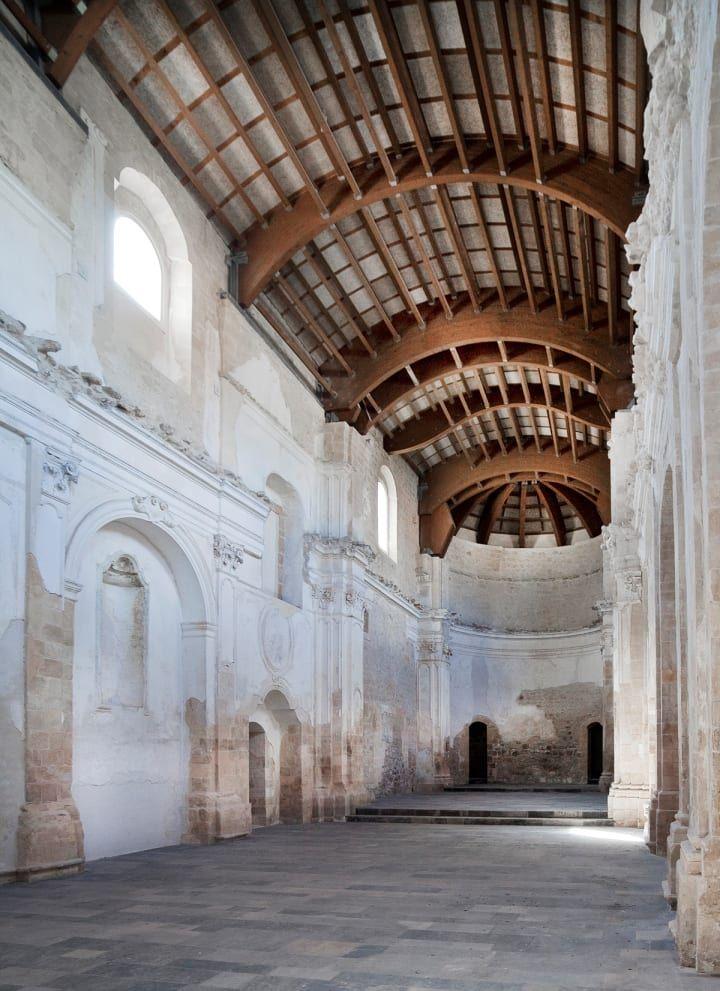 Restauro Convento di S.Maria di Gesù