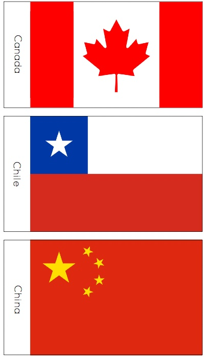 world flags pictures