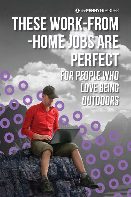 Campers and hunters, Active Network is hiring for these work-from-home jobs that are perfect for you. And you'll get discounts…