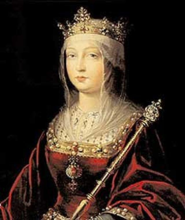 Isabel de Castilla fue un ejemplo de la realeza en la Edad Media tardía. Reina de Castilla unió el país de España con su marido, el rey Fernando II de Aragón, así como sin temor ocasionado que sus soldados a la batalla.