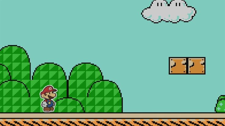 Paper Mario: Color Splash (Wii U) - 100% Walkthrough Part 28 - Green Energy Plant