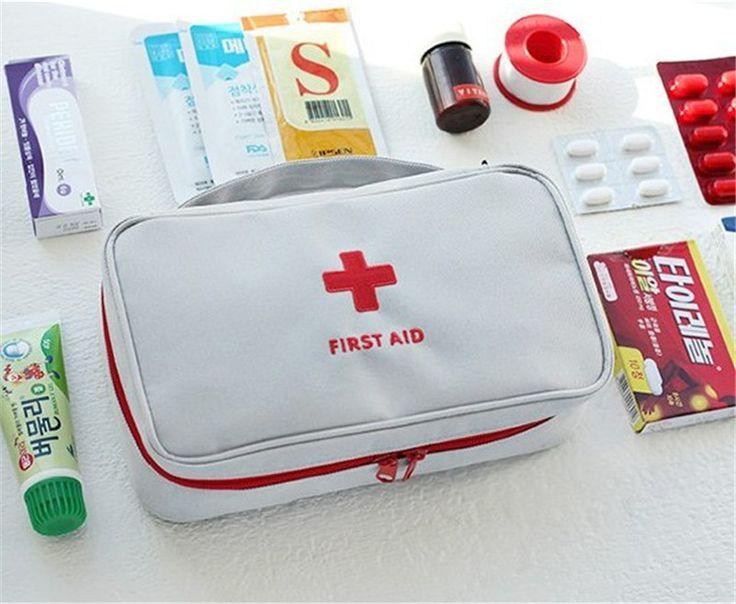 First Aid Travel Bag