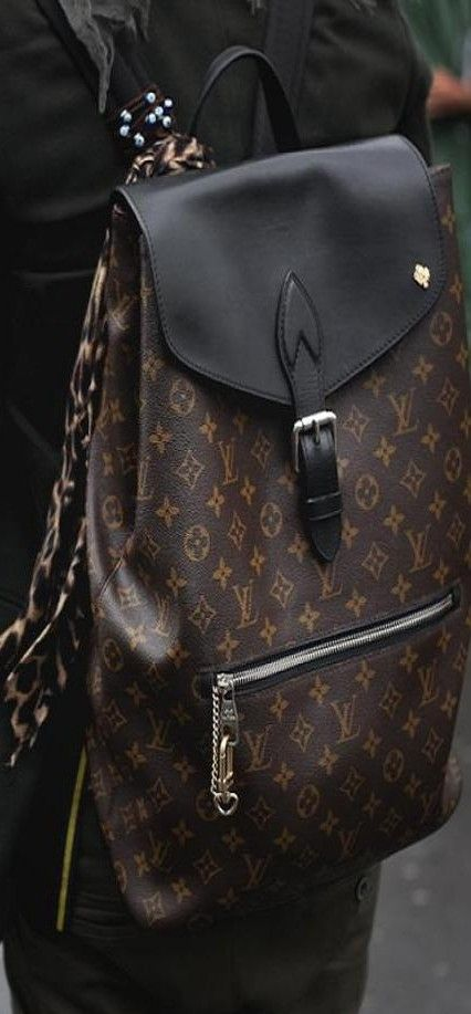 LV back pack ♥✤ | KeepSmiling | BeStayBeautiful