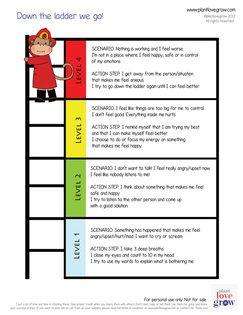 Anger Management Teaching Plan