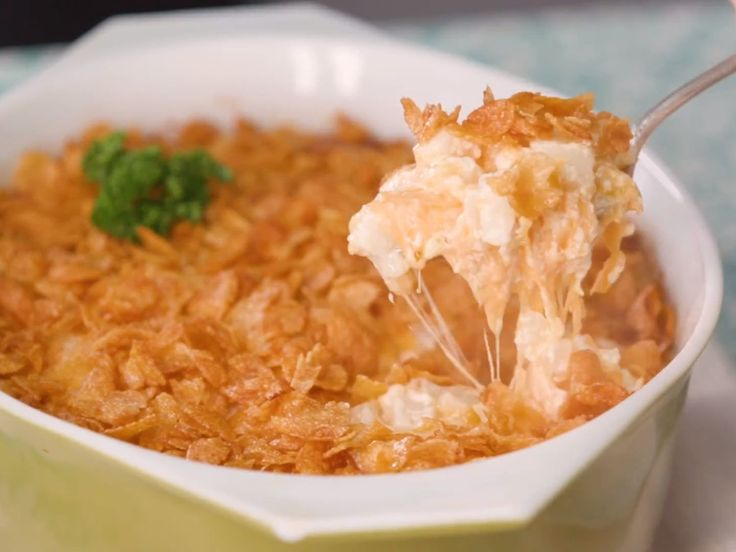 """Hashbrown Casserole Recipe 