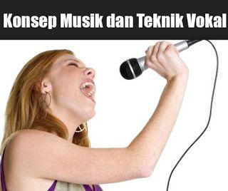 Definisi Konsep Musik, Teknik Vokal, Organ Penggerak Suara, KONSEP MUSIK, TEKNIK VOKAL,