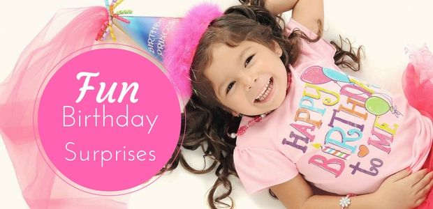 We all want to give our kids the most exciting and fun birthday ever that they will remember for many years to come. Forget the expensive presents, because those are not the memories they will remember.   Here are some incredible ways to surprise your kids on their birthdays to make it extra special!   #GuestPost #KidsBirthday #Birthdayparty #SpecialBirthday #BirthdaySurprise