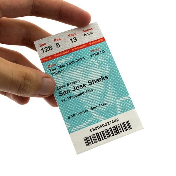 20 Creative Ticket Designs That Make Great Mementos