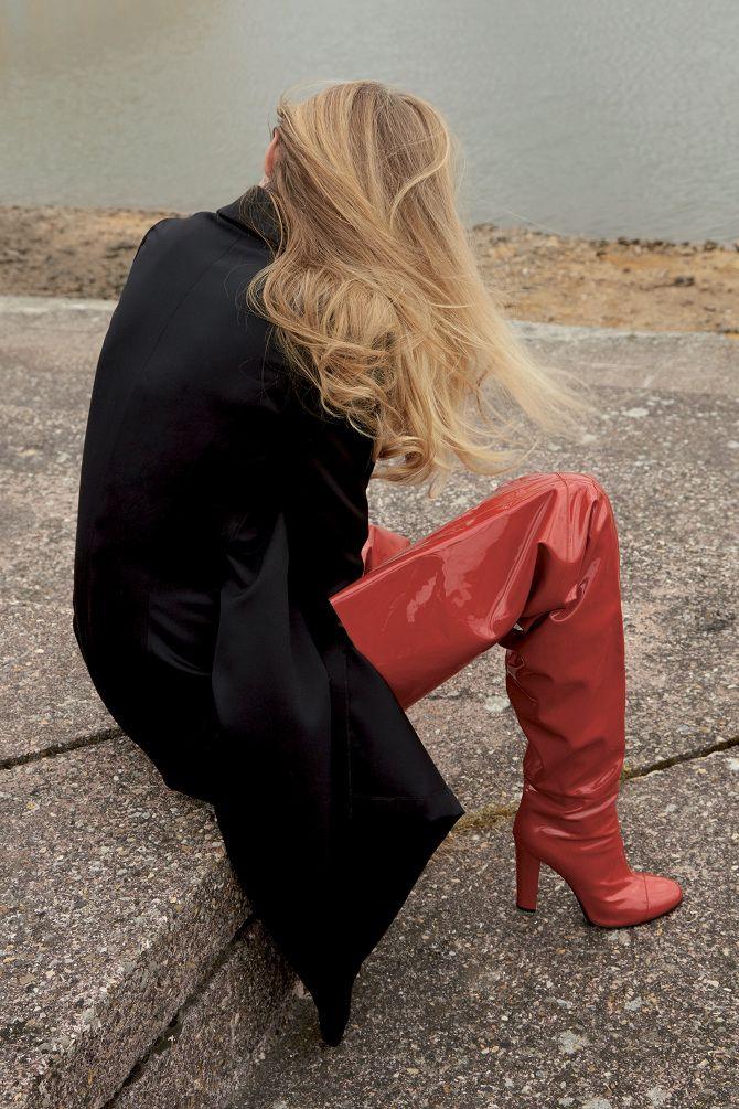 Georgina Grenville for Off Black Magazine - Special WANDA NYLON -... - alice rosati photography