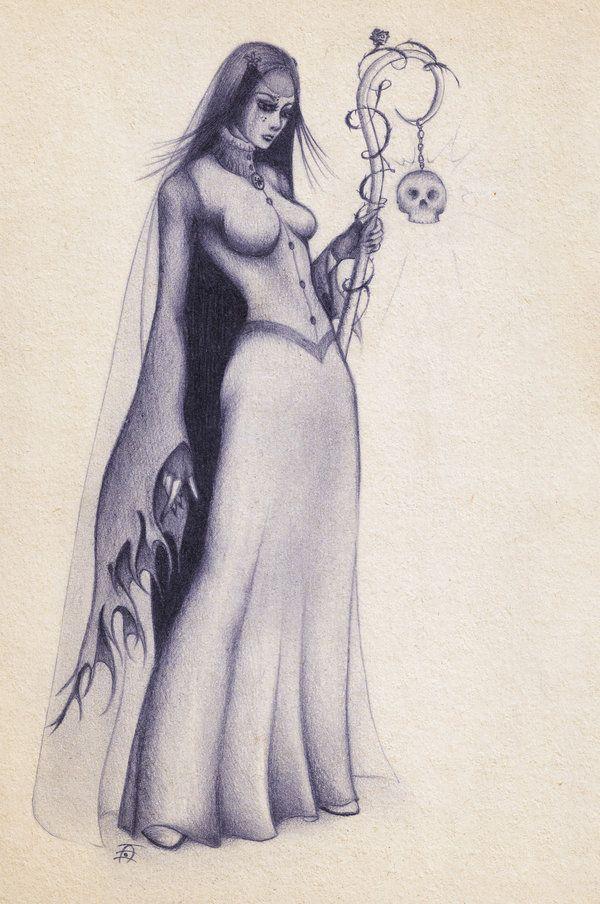 Misery - Ruby Gloom by ~Elvitionara on deviantART
