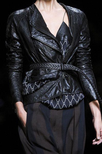 Haider Ackermann at Paris Fashion Week Spring 2013 - StyleBistro