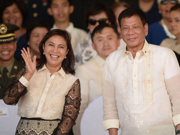 Philippines vice president resigns from cabinet over president Rodrigo Duterte 'plot'