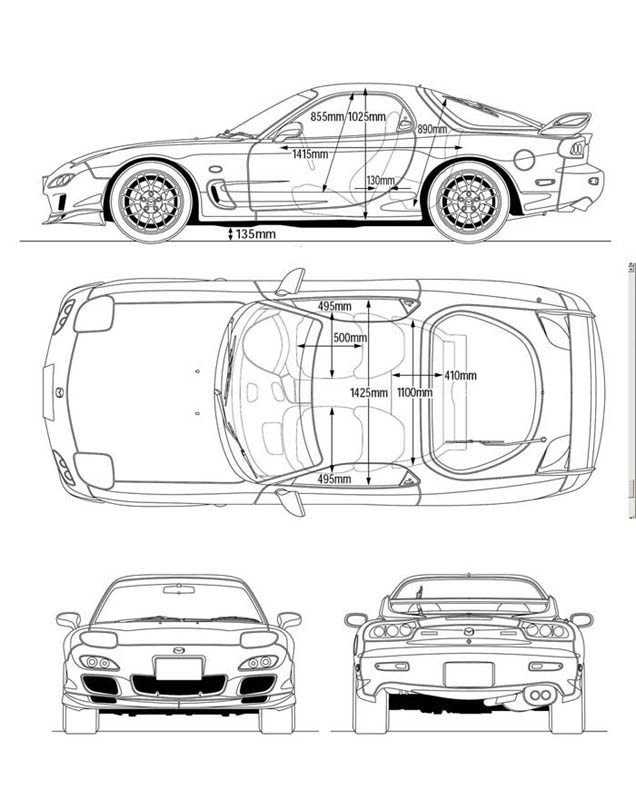 166 best images about mazda rx7 on pinterest