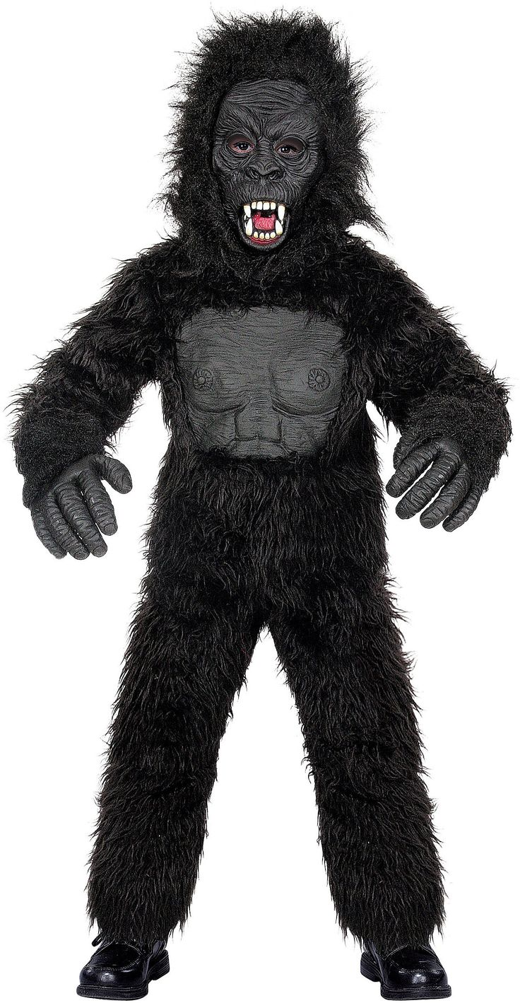 mighty gorilla child costume from buycostumes com