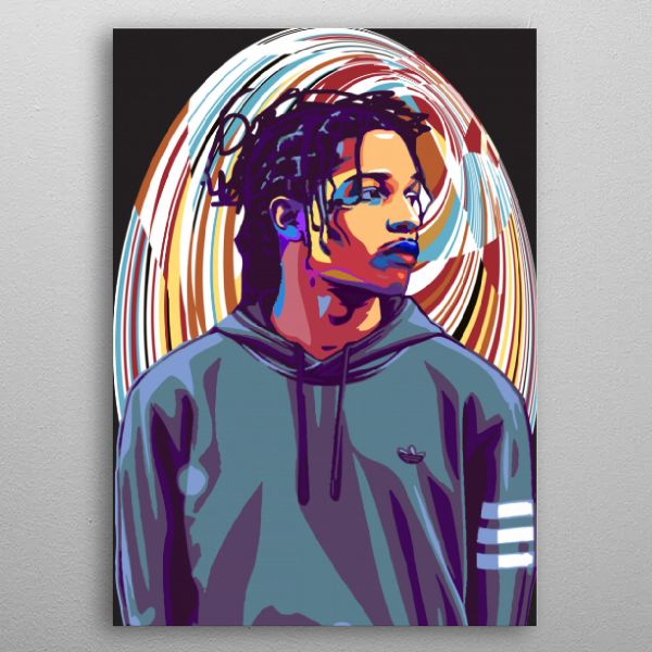 rocky poster poster prints abstract